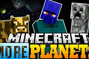 More Planets Mod