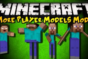 More Player Models Mod