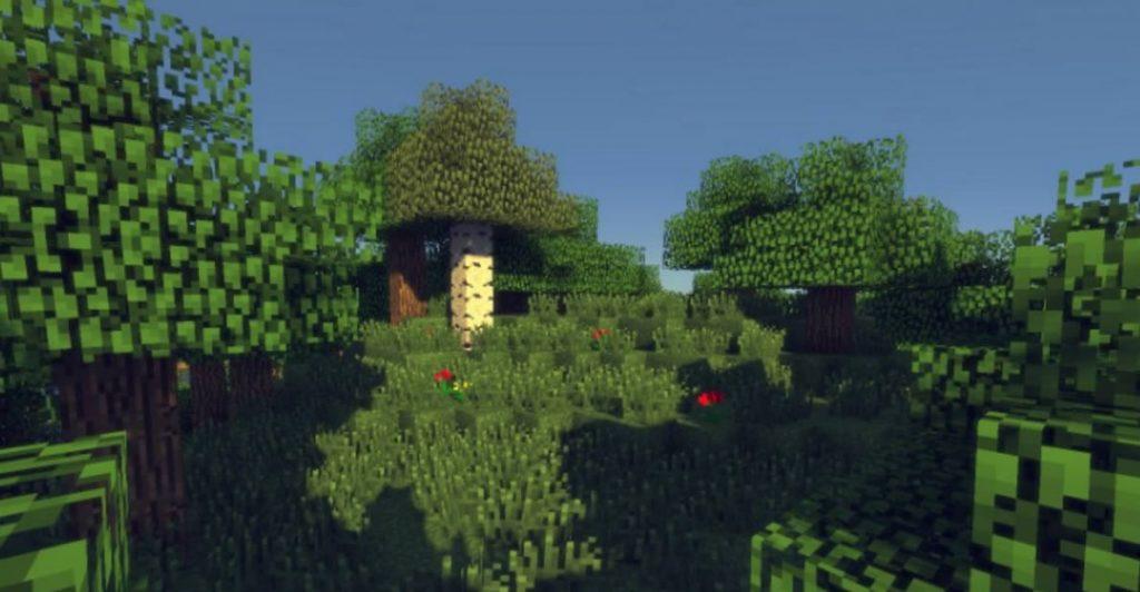 MrMeep_x3's Shaders Screenshot 2