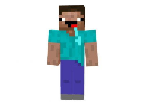 Noob Minecraft Skin