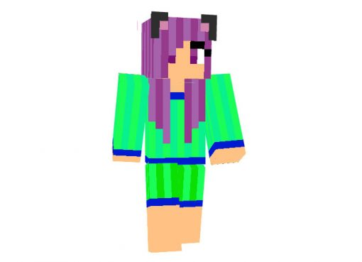PJ Kitteh - Skins for Minecraft