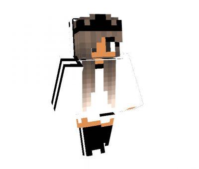 PVP Girl - Minecraft Skin