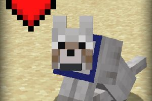 Pet Your Wolf Mod 1.14.4