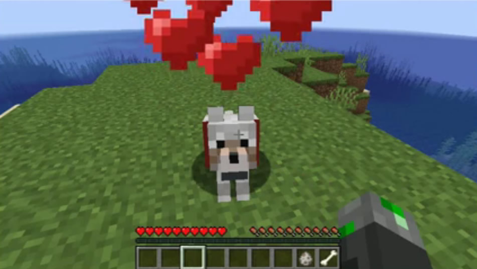 Pet Your Wolf Mod Screenshot 2