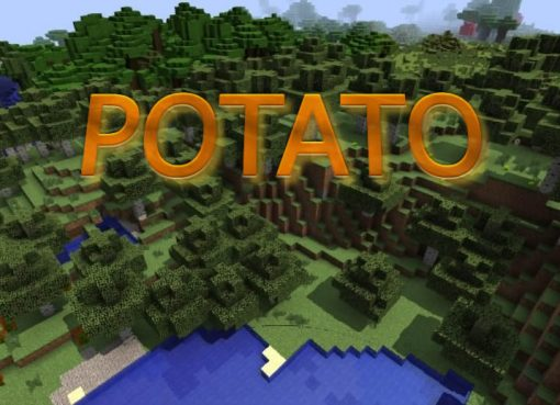 Potato Shaders for Minecraft