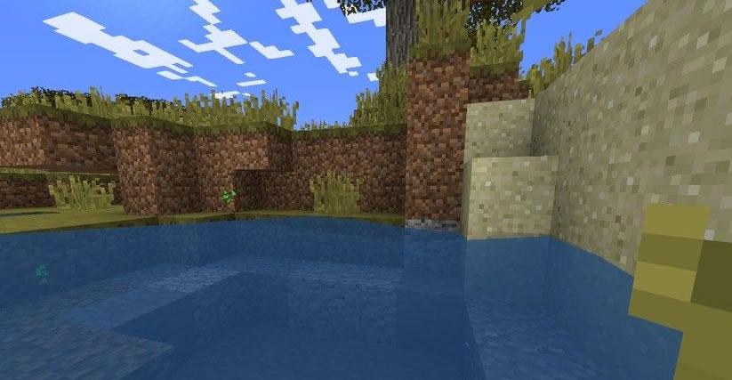 Potato Shaders Screenshot 3