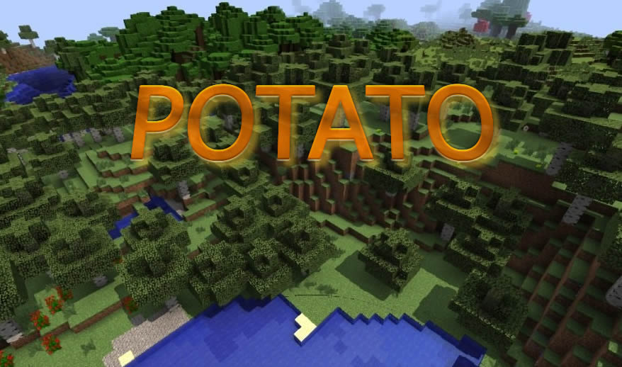 Potato Shaders Mod