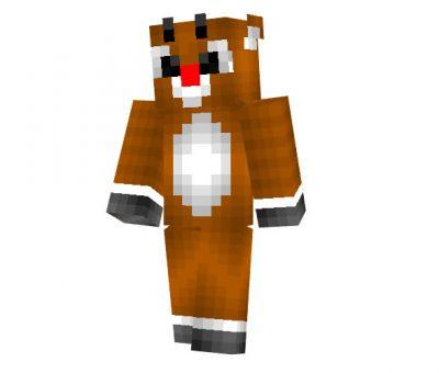 Rudolph - Bear Skin for Minecraft