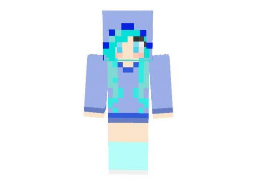 Shoto - Minecraft Skin for Girl