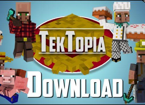 TekTopia Mod