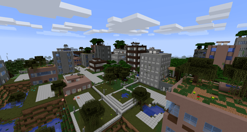 The Lost Cities Mod Screenshot 2
