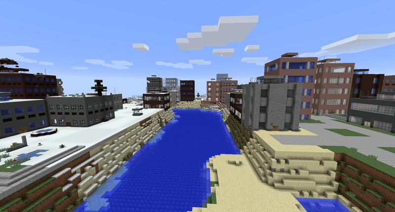 The Lost Cities Mod Screenshot 3