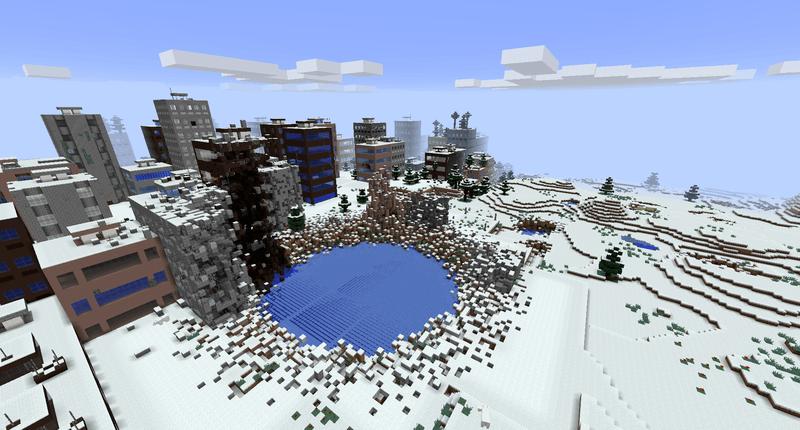 The Lost Cities Mod Screenshot 4