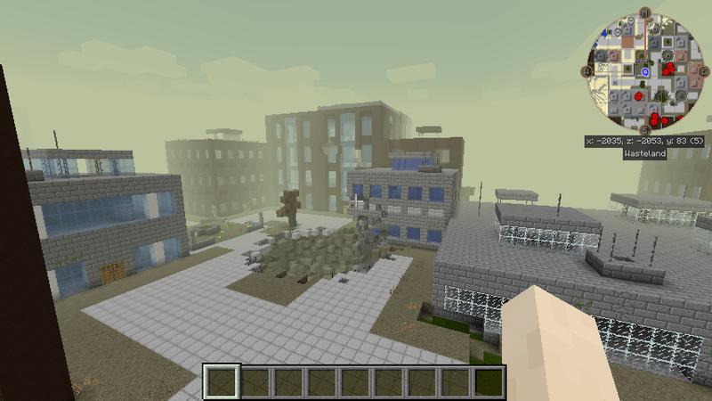 The Lost Cities Mod Screenshot 6