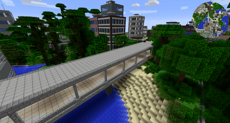 The Lost Cities Mod Screenshot 8