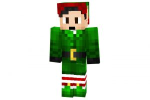 TheJovenshire - Minecraft Christmas Skin for Boy