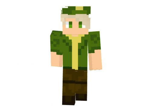 TheWillyrex Youtuber Skin for Minecraft