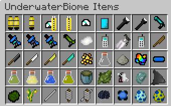 Underwater Biome Mod Screenshot 6