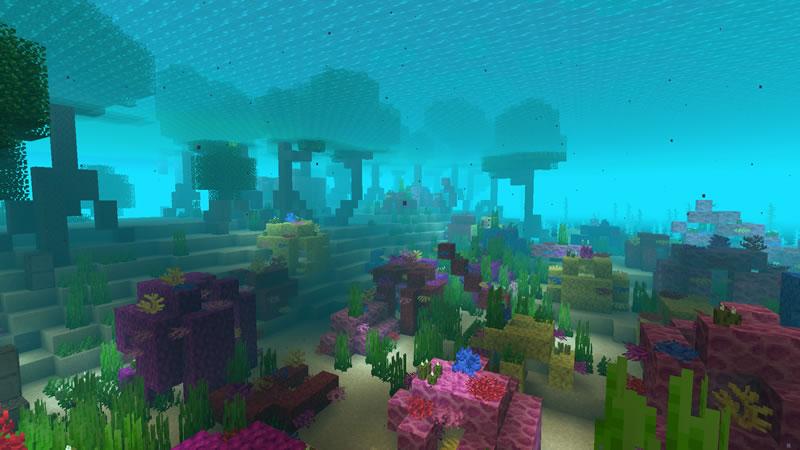 Underwater Biome Mod Screenshot 8