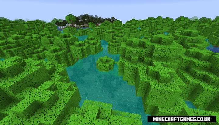 Underwater Biome Mod Screenshot