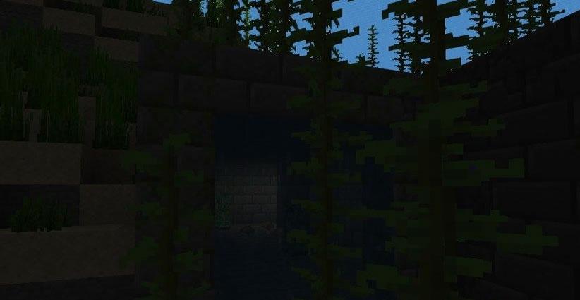 Underwater Fortress Seed Screenshot