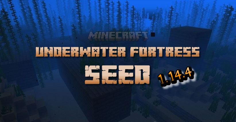 Underwater Fortress Seed