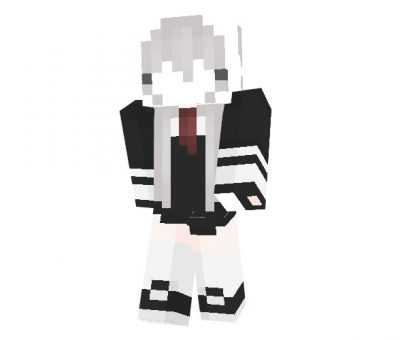 Vakafa - Girl Skin for Minecraft