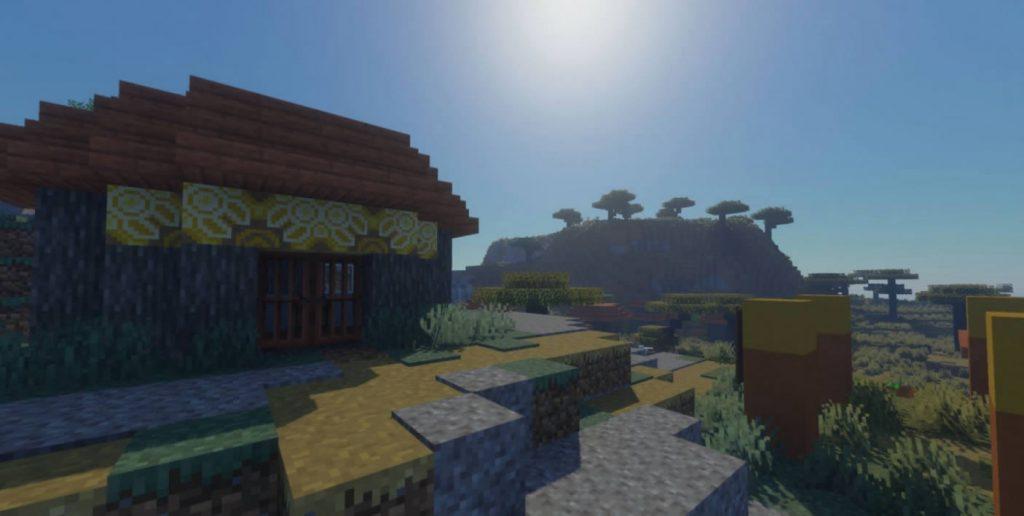 Voyager Shader Screenshot 3