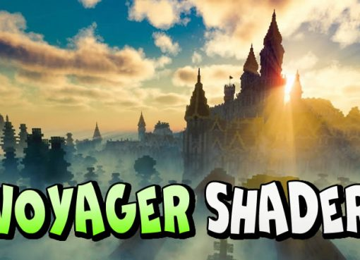 Voyager Shader for Minecraft
