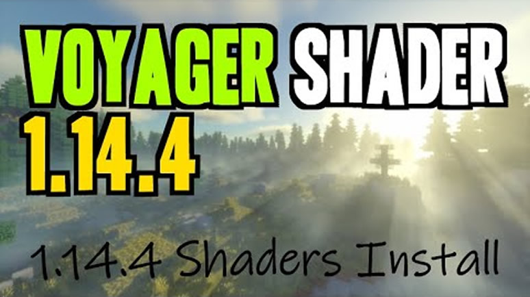 Voyager Shader for Minecraft