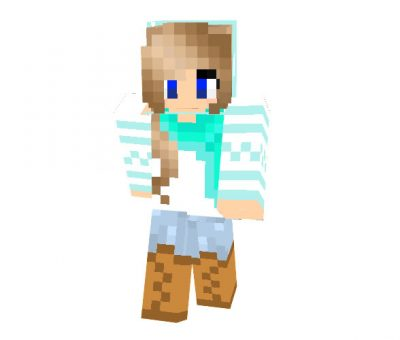 Winter Skin for Minecraft