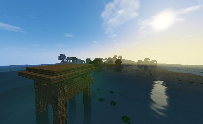 Witch Hut Seed Screenshot 2