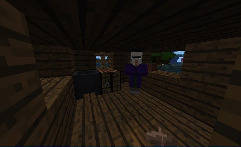 Witch Hut Seed Screenshot