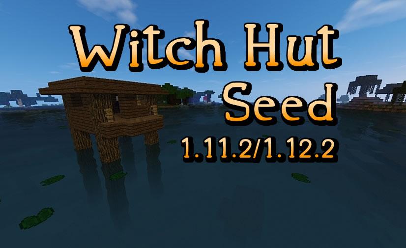Minecraft Witch Hut Seed