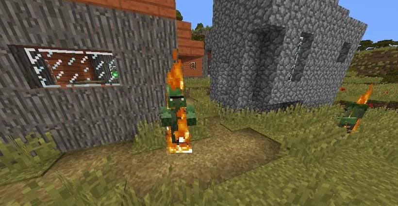 Zombie Village Seed Screenshot 2
