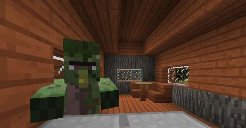 Zombie Village Seed