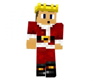 dbluk Minecraft Christmas Skin