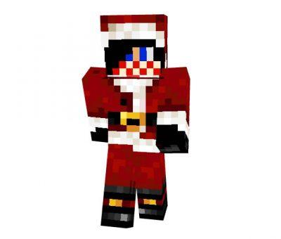 fifiluk Christmas skin for Minecraft