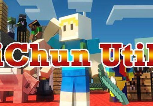 iChunUtil Mod for Minecraft
