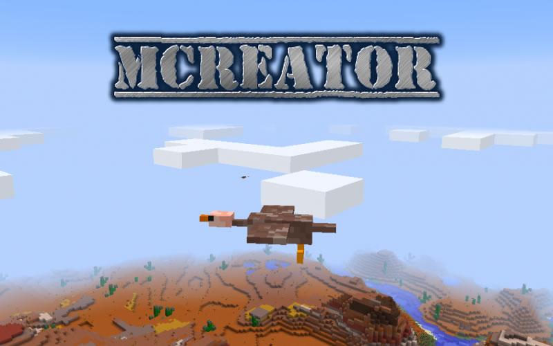 MCreator - Make Your Own Minecraft Mod