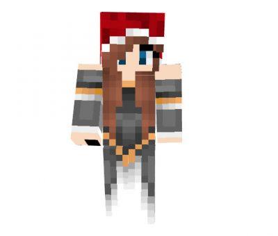 oreothedog1 - Minecraft Christmas Skin for Girl