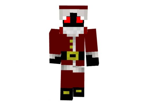 romain2812 Minecraft Christmas Skin