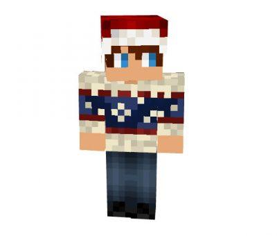 tobi9823 Christmas skin for Minecraft