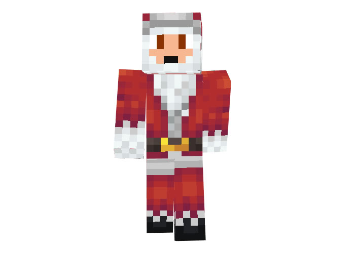 0Nate0 (Santa Claus) Skin