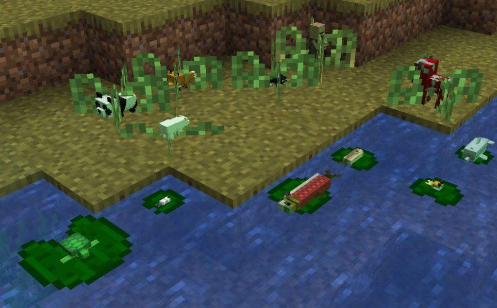Animal Crops Mod Screenshot