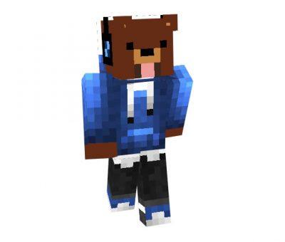 Billy Bear - Minecraft Animal Skin