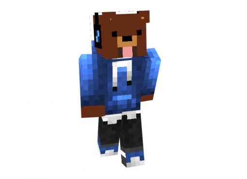 Billy Bear - Minecraft Animal Skin