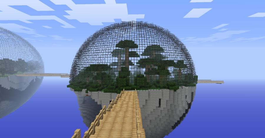 Biospheres Mod Screenshot