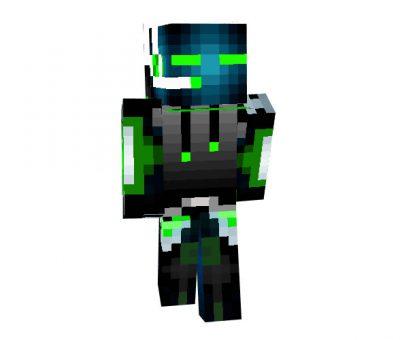 Bluster Mob Skin for Minecraft
