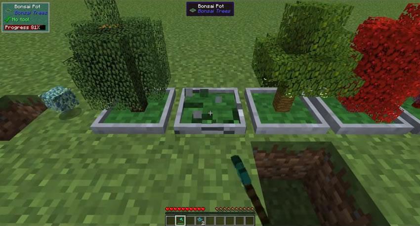 Bonsai Trees Mod Screenshot 3
